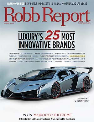 Robb Report Names Heritage Auctions One Of Luxury's 25 Most Innovative Brands