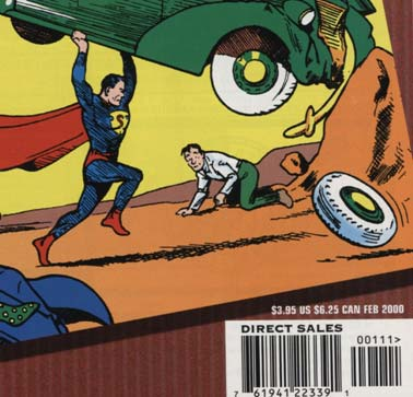 2000 Millennium Action Comics #1