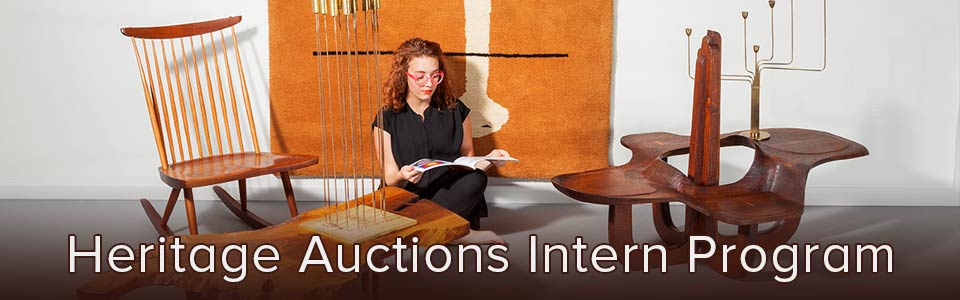 Heritage Auctions Intership Program