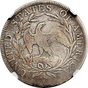 1797, O-101a, Late Die State