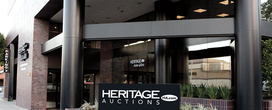 Heritage Auctions Beverly Hills