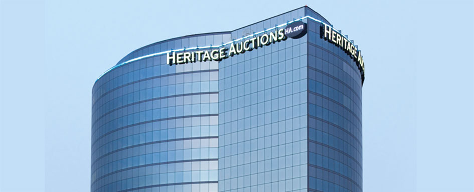 Heritage Auctions Dallas