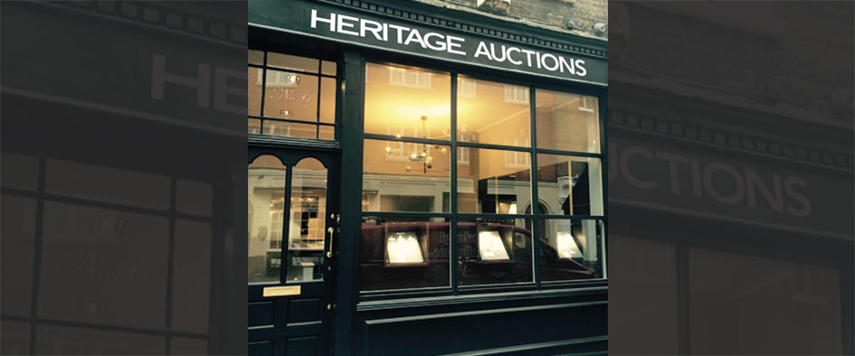 Heritage Auctions London