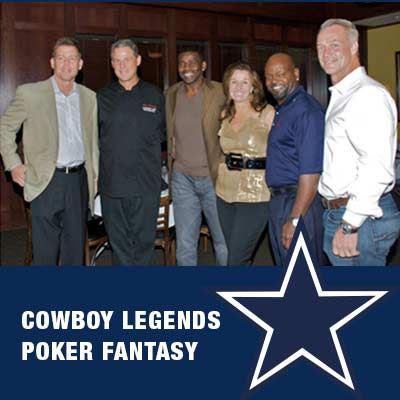 Cowboy Legends Poker Fantasy