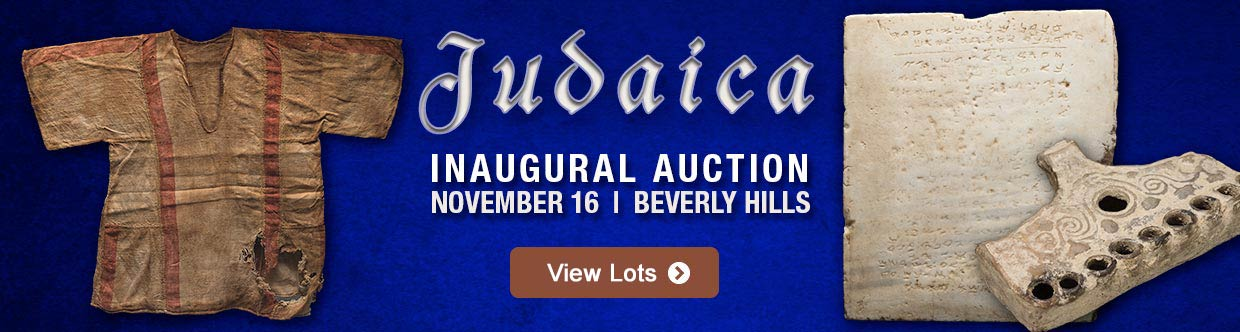 Judaica Auctions #6170