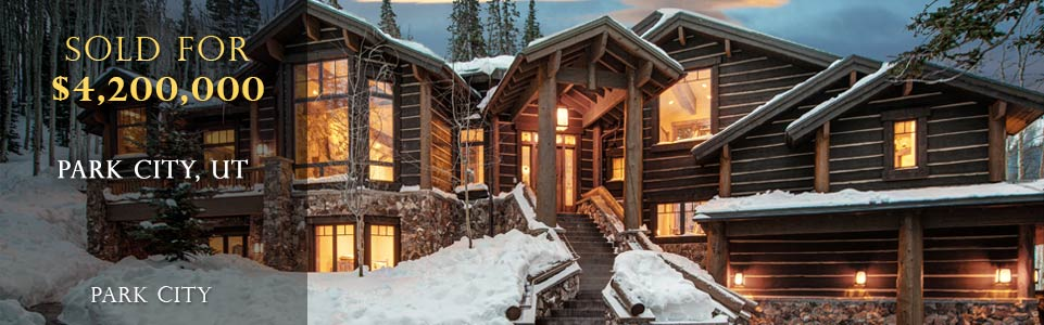 Park City Luxury Real Estate Sold for $4,200,000