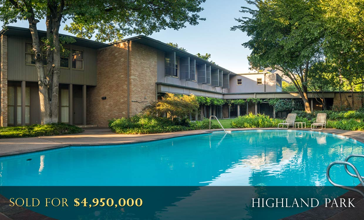 Highland Park Luxury Real Estate