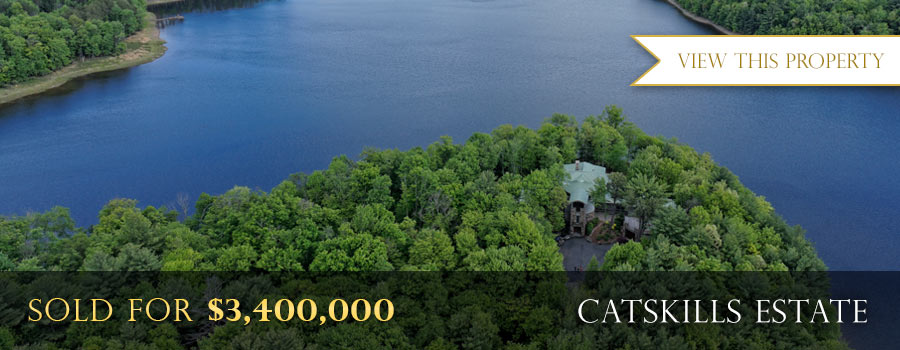 Catskills Luxury Real Estate Sold for $3,400,000