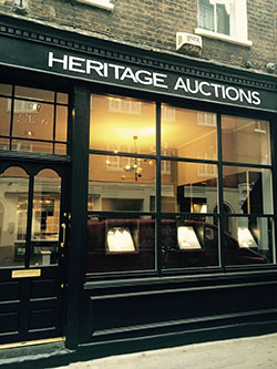 Heritage London Office