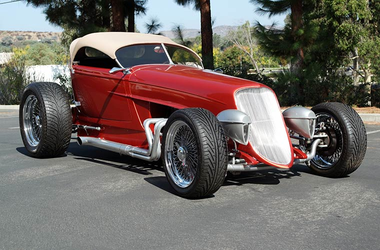 1933 Ford Zipper Roadster, Lot #21