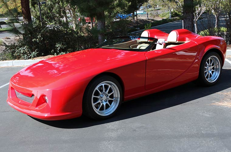 2006 GDT Speedster, Lot #22