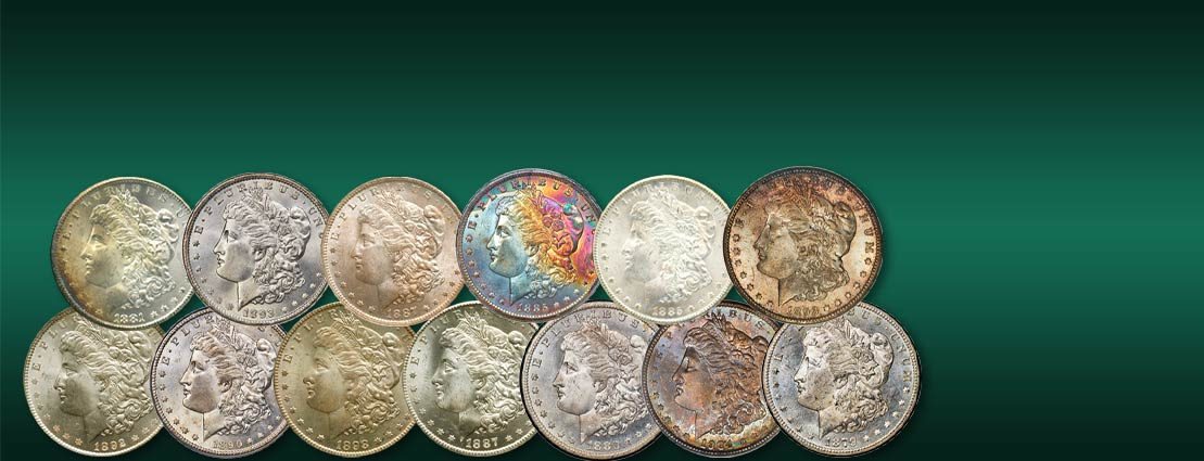 Featured Coins