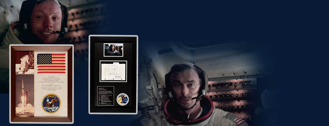 May 21 - 22 Space Exploration Signature Auction