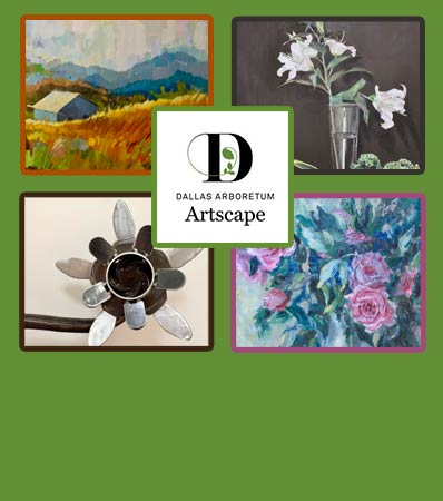 Artscape Charity Auction #765 Benefitting the Dallas Arboretum