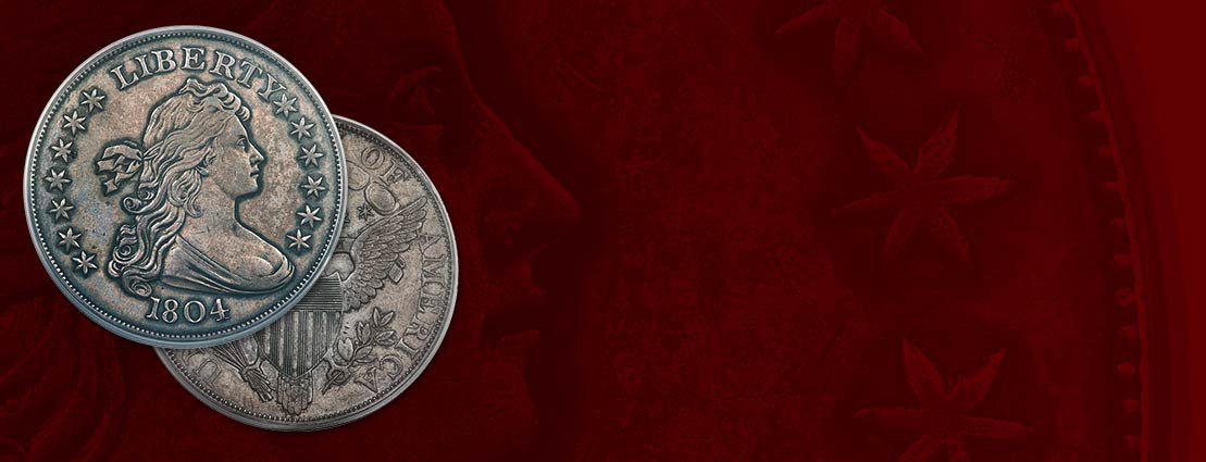 Rare Coins Numismatic Dealer Auctioneer Heritage Auctions
