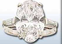 TDiamond, White Gold Ring Realizes $425,000