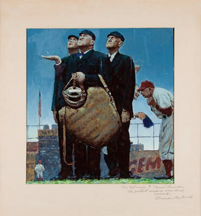 BEYOND NORMAN ROCKWELL: THE STATE OF TODAY'S ILLUSTRATION MARKET