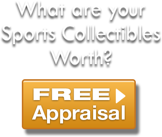 What are your Sports Collectibles Worth?