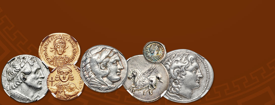 December 2 The Collection of a Philhellene Monthly World and Ancient Coin Auction #271848
