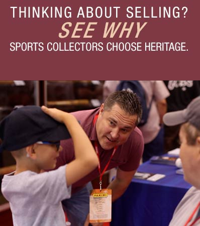 Heritage Sports Director Chris Ivy talking to clients