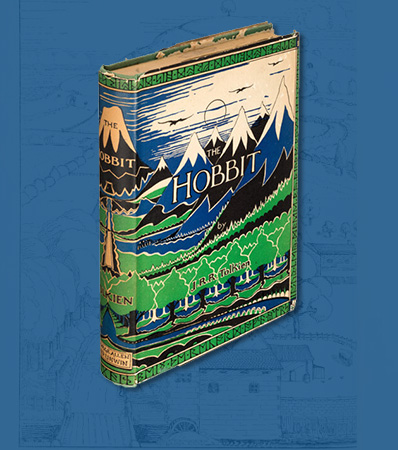 J. R. R. Tolkien. The Hobbit or There and Back Again