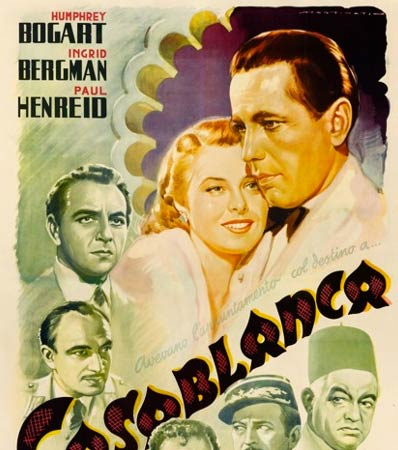 Casablanca (Warner Brothers, 1946)