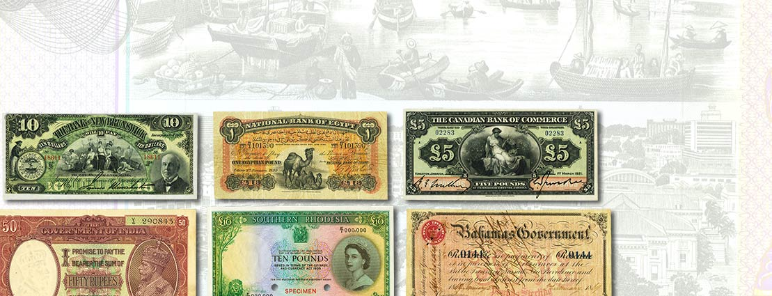World Currency Background Image
