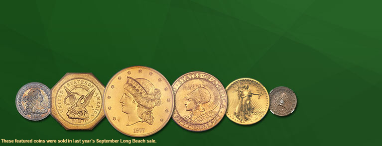 September 16 - 21 LB Expo US Currency Signature Auction - Long Beach #1224
