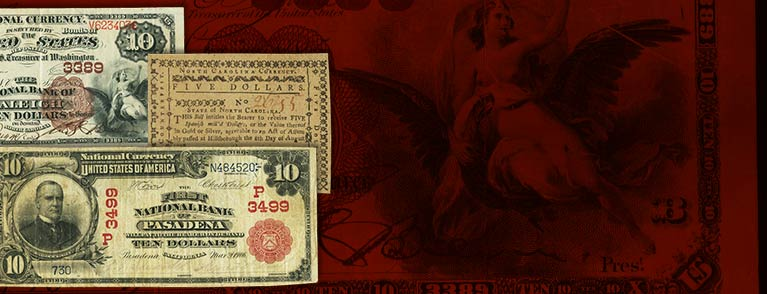 US  Currency Background Image