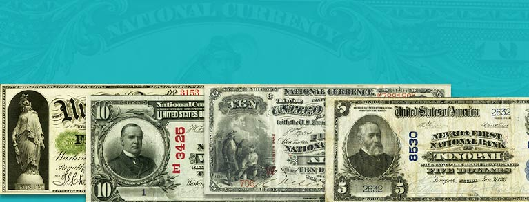 September 16 - 21 LB Expo US Currency Signature Auction - Long Beach #3537