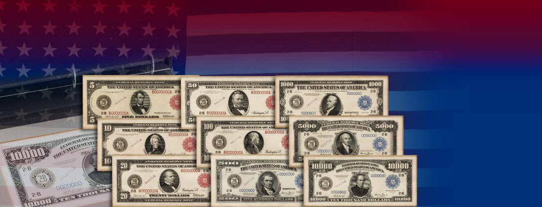 America's Inaugural Federal Reserve Note Proof Archive