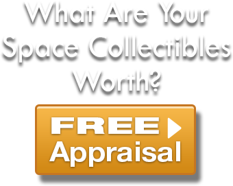 What are your Space Collectibles Worth?