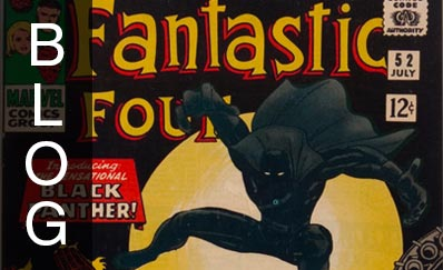 Black Panther: From Comic Pages To Feature Film Star