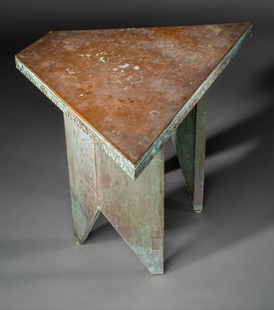 Frank Lloyd Wright | Table from Price Tower, Bartlesville Oklahoma, 1956