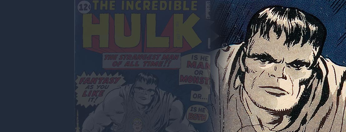 The Incredible Hulk #1 (Marvel, 1962) CGC VF/NM 9.0 Off-white to white pages.