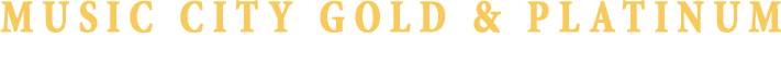 August 29 Music City Gold & Platinum Special Monthly Auction #60162