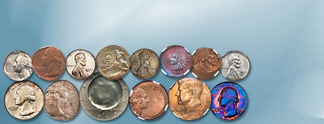 The Don Bonser Collection of United States Error Coins, Part 1