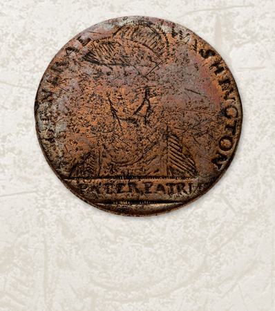George Washington: Pater Patriæ... the Holy Grail of GW Inaugural Buttons