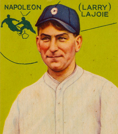 1933 Goudey Napoleon Lajoie #106 PSA Mint 9 - None Higher