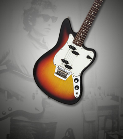 Bob Dylan Personally-Owned Fender Electric XII Twelve-String Electric Guitar Played on The Blonde on Blonde Sessions