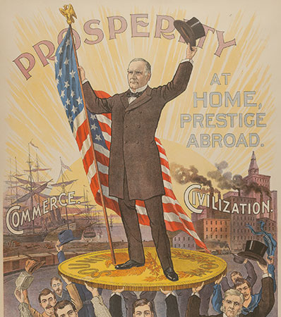 William McKinley: One of the Finest and Most Sought-after of all Political Posters
