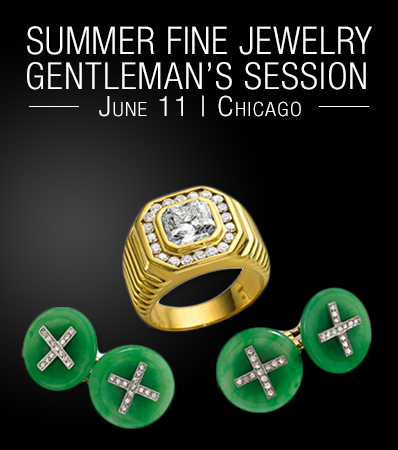 Summer Fine Jewelry | Gentelman's Session | June 11 |Chicago