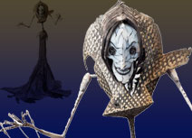 Evil Other Mother Original Animation Puppet From Coraline sells for $50K