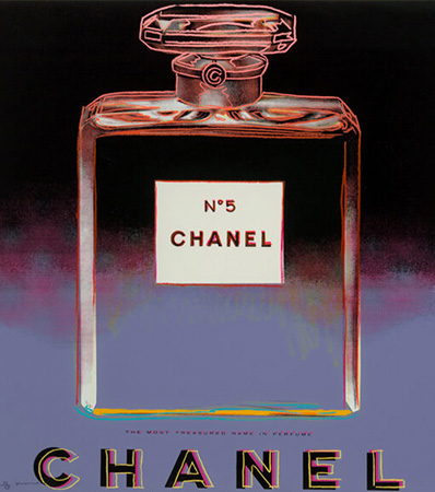Andy Warhol (1928-1987)Chanel, from Ads, 1985
