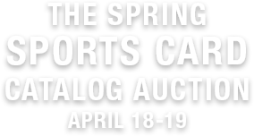 April 18 - 19 Spring Sports Card Sports - Dallas #50012