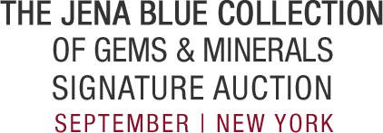 May 5 The Jena Blue Collection of Gemstones Signature Auction - Beverly Hills #5434