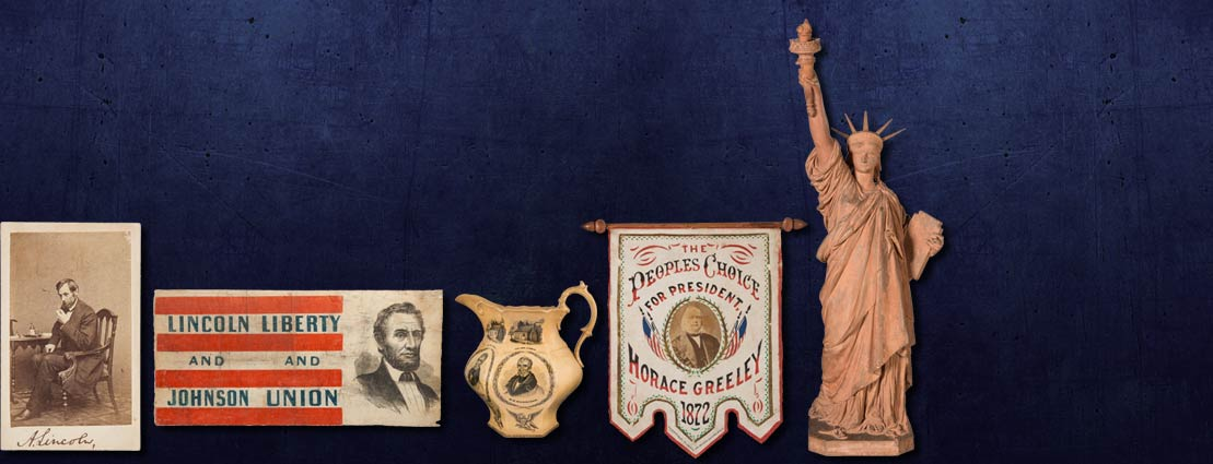 Featured Americana & Political Collectibles