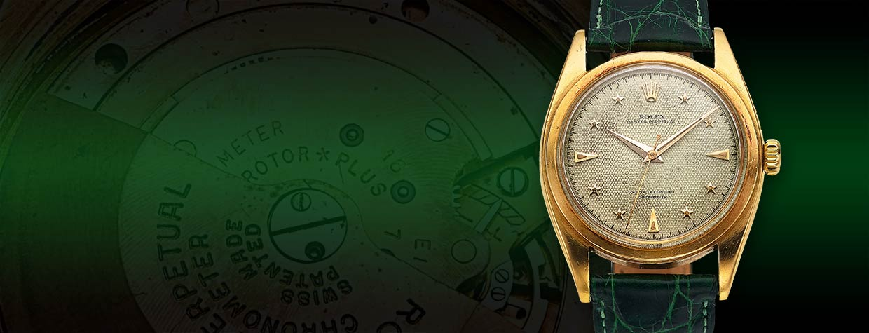 Rolex, Extremely Rare Ref. 6098