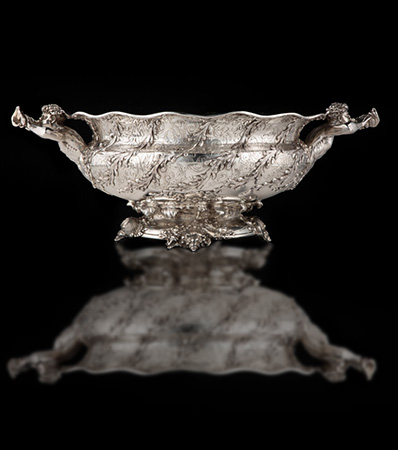 A Tiffany & Co. Yachting Trophy: Astor Cup , New York, 1893