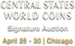 January 15 - 16 World Coins Signature Internet Auction - Dallas #3071